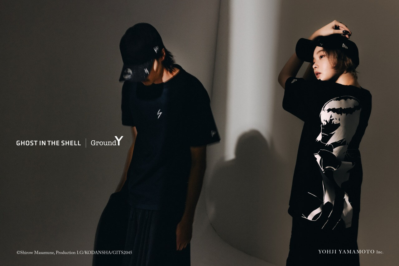 Ground Y × GHOST IN THE SHELL:SAC_2045 × New Era
